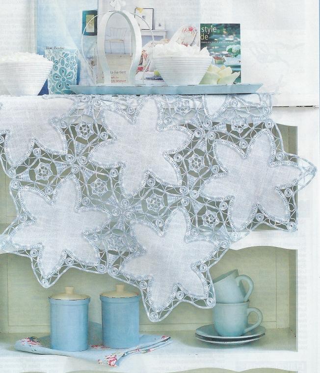 anna 0307 blue & white rpl with cloth