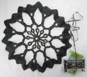 cassette_tape_crochet_doily
