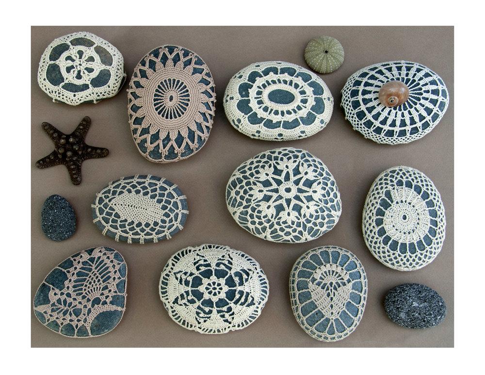 Make Crochet On Pinterest Crochet Stone Crochet