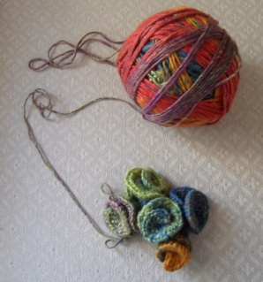 crochet yarn