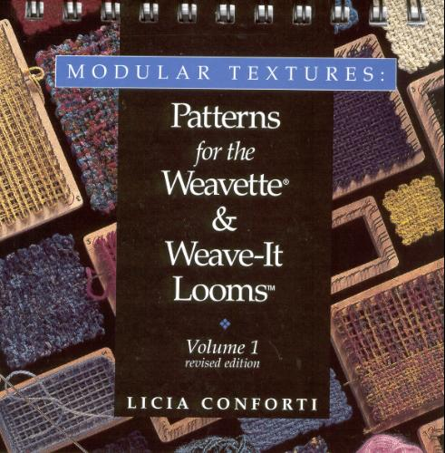 Patterns for the Weavette licia conforti