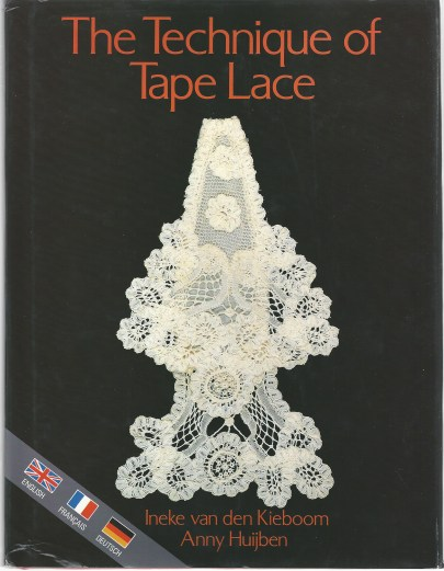 The Technique of Tape Lace: Fiber Art Reflections