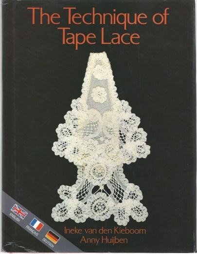 The Technique of Tape Lace: Fiber Art Reflections