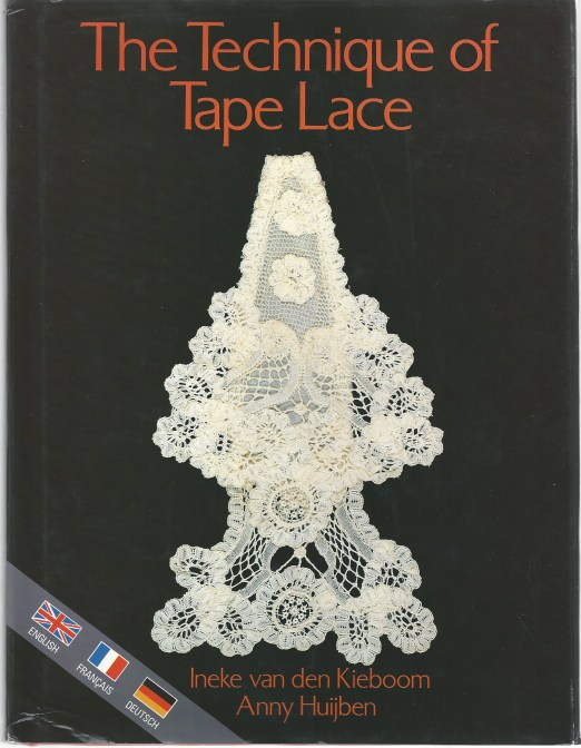 The Technique of Tape Lace cover: Fiber Art Reflections
