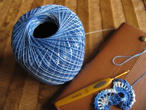 thread crochet