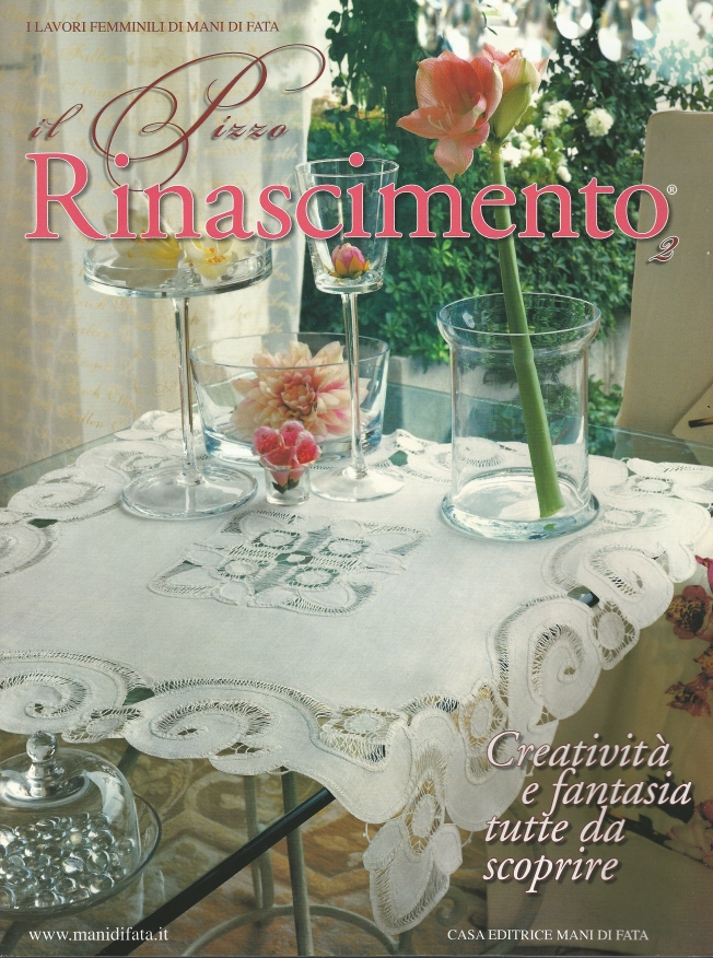 il Pizzo Rinascimento book 2: Fiber Art Reflections