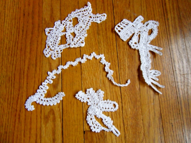 Freeform Lace Crochet: Fiber Art Reflections