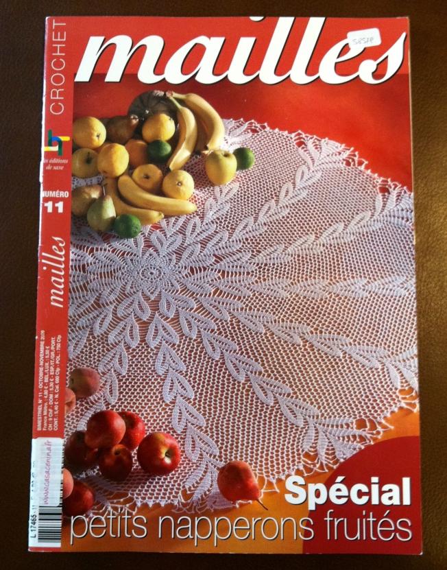 Mailles number 11: Fiber Art Reflections