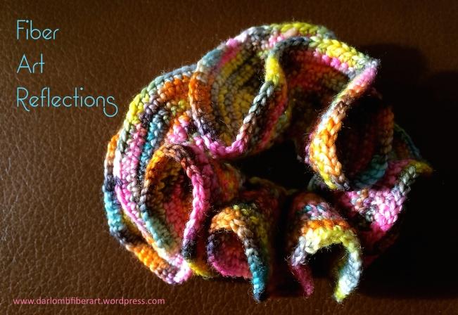 Hyperbolic Crochet: Expanding Spirals Tutorial
