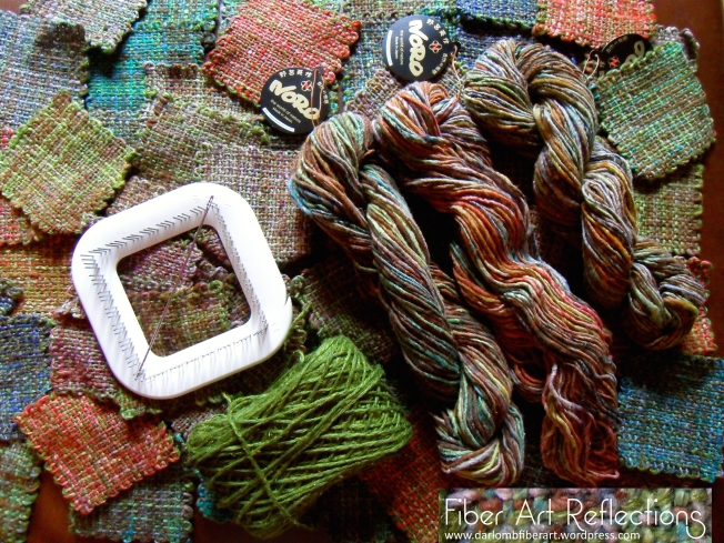 Fiber Art Reflections: Pin Loom Weaving